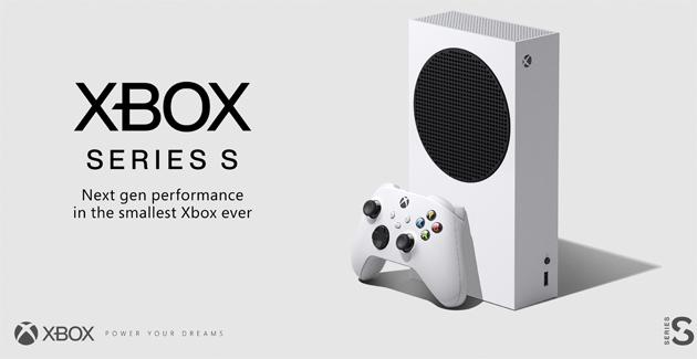 Microsoft annuncia Xbox Series S