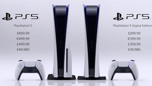PlayStation 5, Prezzi e Data di Uscita in Italia con Specifiche Complete annunciati