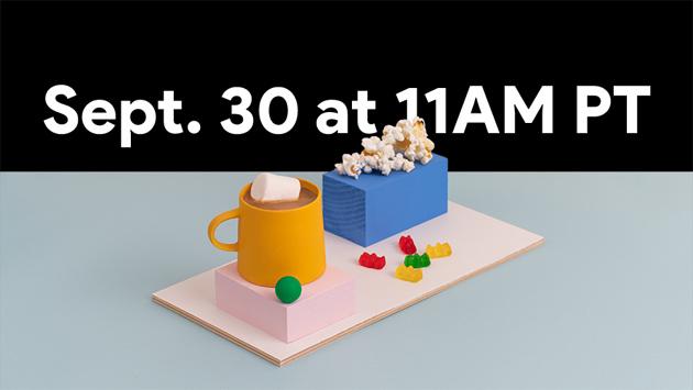 Google tiene il prossimo evento hardware il 30 Settembre: attesi Pixel 4a 5G, Pixel 5, 'Sabrina' e non solo