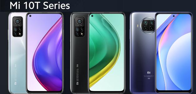 Xiaomi Mi 10T, Mi 10T Pro e Mi 10T Lite ufficiali: Specifiche, Foto, Video e Prezzi