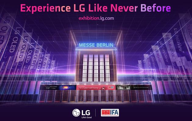 LG a IFA 2020 con la maschera-purificatore da viso e WashTower, tra gli altri annunci. Aperto a tutti lo stand virtuale