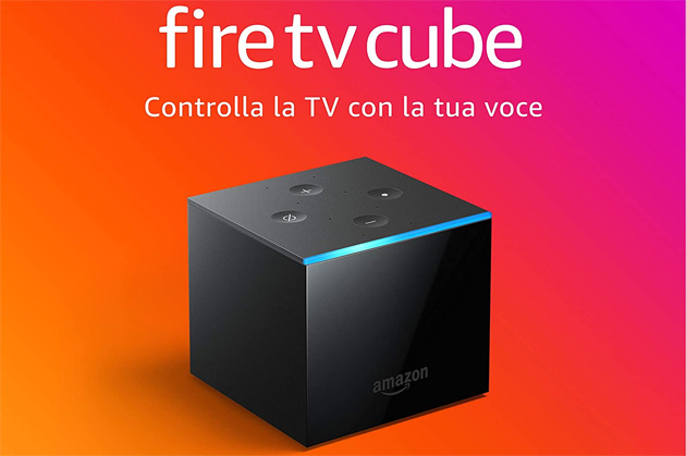 Foto Amazon Fire TV Cube combina Echo e Fire TV con Alexa: ora disponibile in Italia