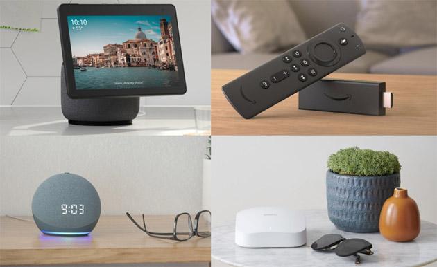 Da Amazon nuovi Echo, Fire TV Lite, drone Ring, Luna e altri prodotti annunciati