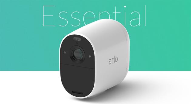 Arlo lancia Essential Spotlight Camera che si connette direttamente al WiFi di casa senza stazione base