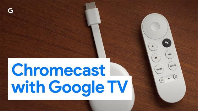 Chromecast con Google TV e Telecomando ufficiale: Specifiche, Caratteristiche e Prezzo in Italia
