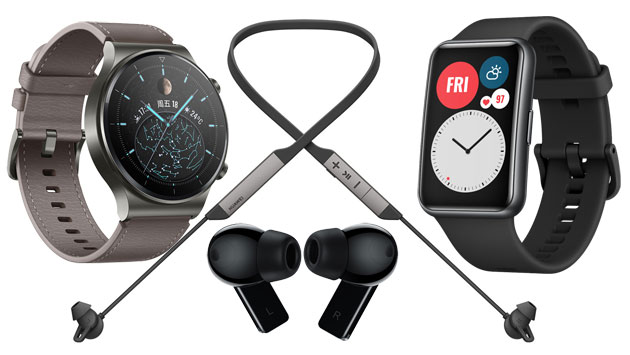 Huawei lancia Watch GT 2 Pro, FreeBuds Pro, Watch FIT e FreeLace Pro in Italia: Specifiche e Prezzi