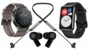 Foto Huawei lancia Watch GT 2 Pro, FreeBuds Pro, Watch FIT e FreeLace Pro in Italia: Specifiche e Prezzi