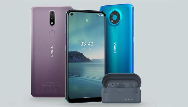 Nokia 2.4, Nokia 3.4 e Nokia 8.3 5G ufficiali: Specifiche, Foto, Video e Prezzi in Italia