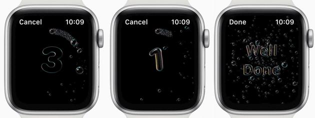 Apple Watch: come lavare le mani con il timer automatico di 20 secondi e ricevere promemoria