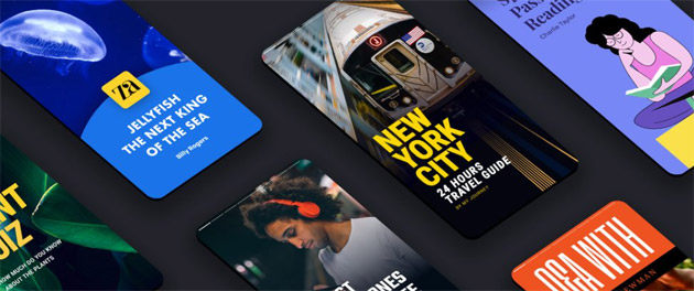 Foto Le Web Stories arrivano in Discover nella app Google su iOS e Android