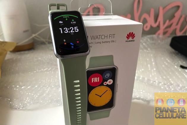 Recensione Huawei Watch Fit, orologio Smart per tutti