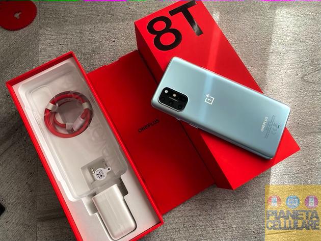 Recensione OnePlus 8T, concreto come pochi