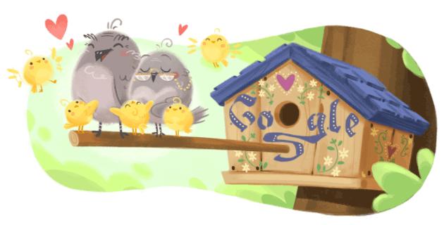 Google Doodle per la Festa dei Nonni il 2 Ottobre 2020