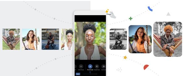 Google Foto ha un nuovo editor per modificare e migliorare le immagini