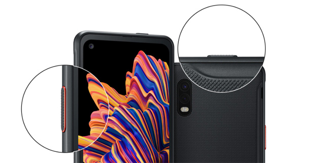 Foto Samsung Galaxy XCover Pro come Walkie-Talkie: come funziona