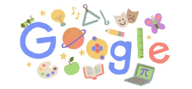 Google celebra la Festa degli insegnanti 2020 con un doodle speciale