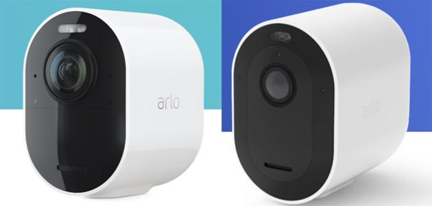 Arlo Pro 4 e Ultra 2 in Italia, videocamere di sicurezza senza fili
