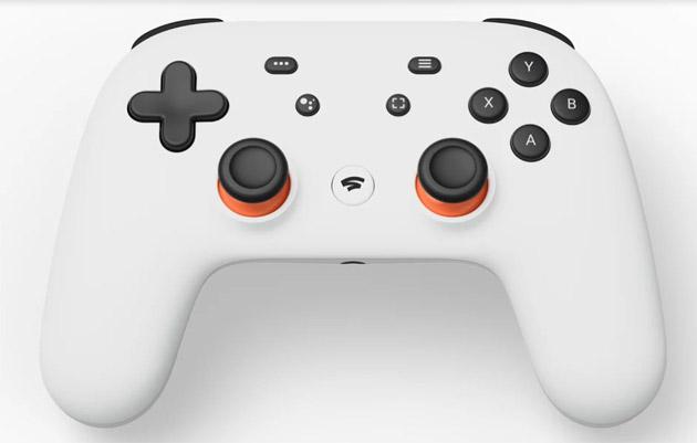 Il Controller Stadia supporta gli auricolari USB-C su Chromecast e web