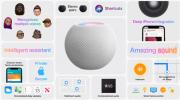 Foto Apple HomePod Mini, ufficiale il secondo smart speaker di Apple