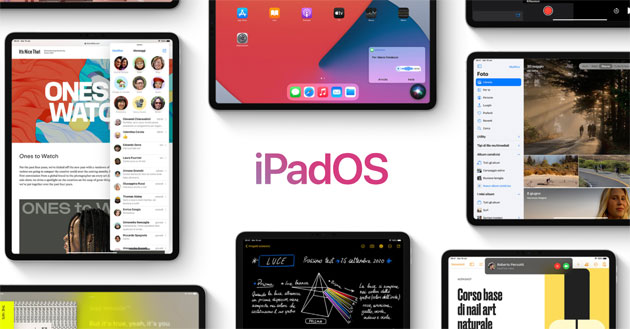 Apple iPadOS 14.2 disponibile, ecco tutte le Novita'