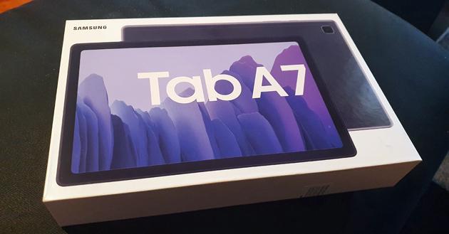 Recensione Samsung Galaxy Tab A7