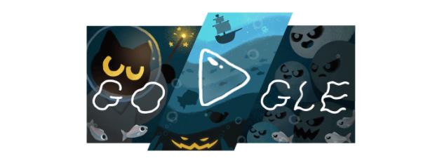Google per Halloween 2020 tra doodle speciale, suonerie spettrali per Nest Hello e altro ancora