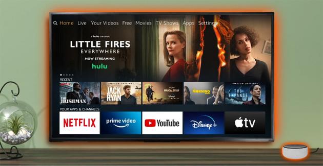 Amazon su Fire TV porta il comando 'Mostrami' per Alexa a mani libere