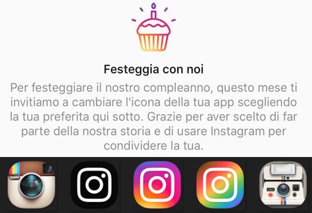 Instagram: come cambiare l'icona dell'app sul telefono