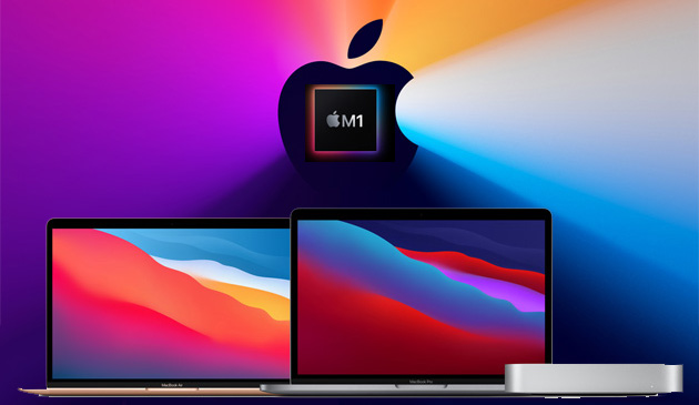 Apple annuncia M1, suo primo chip per MAC. Debutta sui nuovi MacBook Air, MacBook Pro 13 e Mac mini: Specifiche e Prezzi in Italia