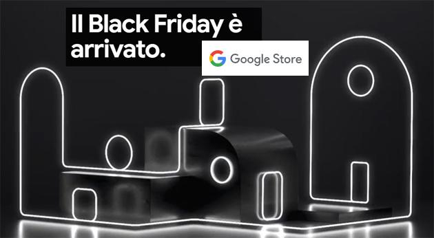 Google Store per Black Friday 2020: le offerte sono iniziate