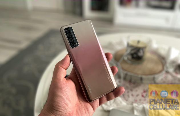 Recensione Huawei P Smart 2021, autonomia infinita