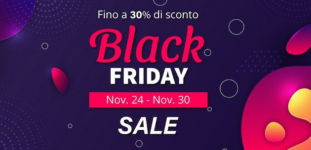 Foto Black Friday da Honorbuy: Smartphone, Smart Home ed accessori in sconto