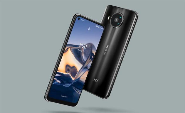Nokia 8 V 5G UW, smartphone premium a prezzi accessibili esclusivo negli USA