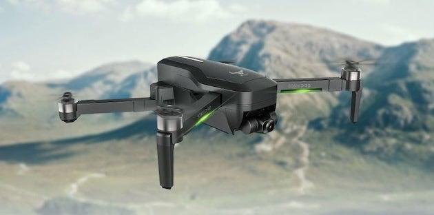 ZLRC SG906 PRO, drone Low Cost con GPS e riprese in 4K in sconto