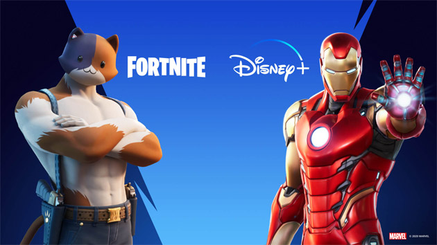 Foto Fortnite regala fino a 2 mesi di Disney Plus