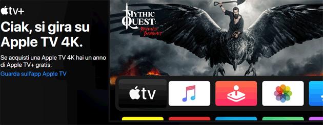 Apple TV Plus, come attivare 1 anno di abbonamento gratis se acquistato un nuovo dispositivo Apple