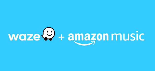 Foto Amazon Music disponibile su Waze