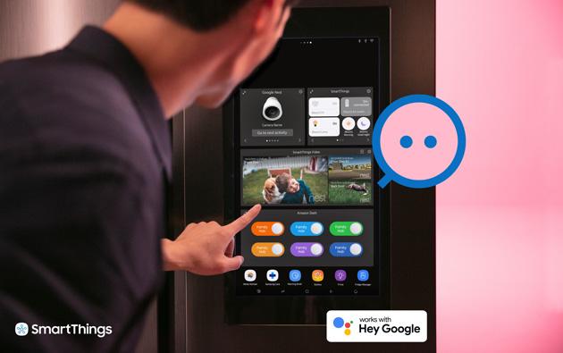 Samsung SmartThings supporta i prodotti Google Nest inclusi Termostati, Videocamere e Campanelli intelligenti