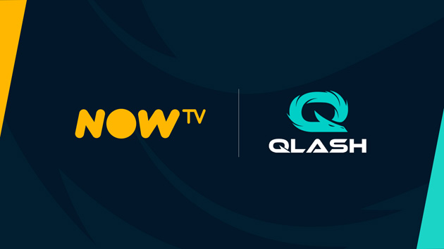 NOW TV e QLASH partner nel mondo degli eSport