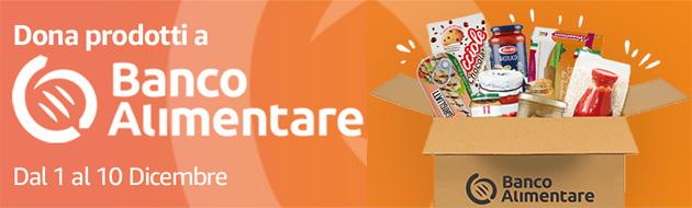 Colletta Alimentare tramite Amazon: come partecipare