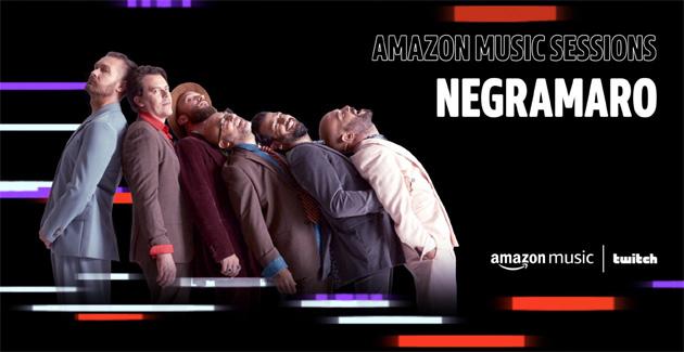 Amazon Music lancia gli incontri live con gli artisti e una serie di concerti natalizi