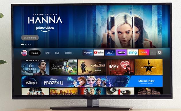 Amazon Fire TV supporta Videochiamate e Notifiche da videocitofono