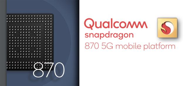 Qualcomm Snapdragon 870 ufficiale, evoluzione di S865 Plus
