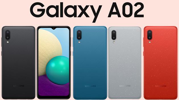 Samusng Galaxy A02 ufficiale, smartphone di fascia bassa col minimo indispensabile