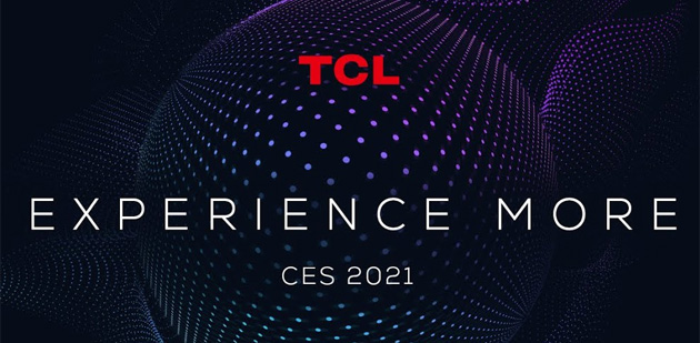 Foto TCL al CES 2021 presenta smartphone, display indossabili e flessibili, TV con Google TV, tablet, auricolari true wireless, soundbar e altro ancora