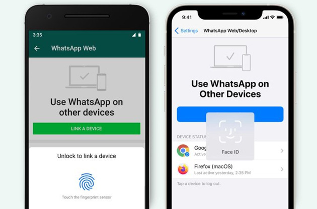WhatsApp rafforza la sicurezza sui client Web e Desktop