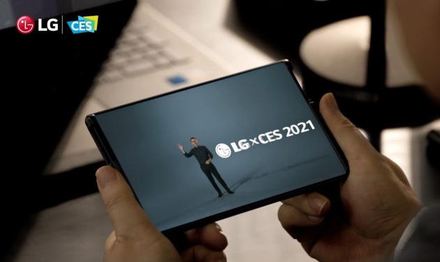 Lg al CES 2021 con smartphone con display estendibile, Stadia su WebOS, TV QNED Mini LED e altro ancora - Tutti gli annunci