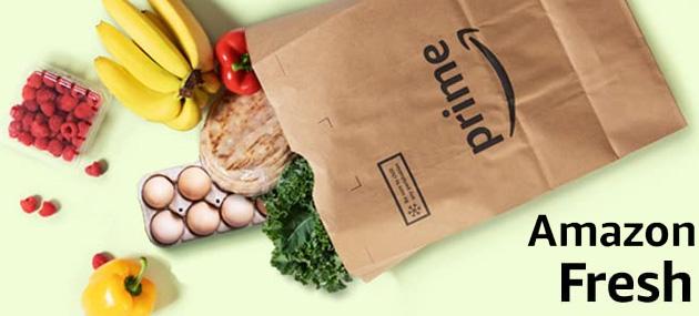 Amazon Fresh in Italia: consegna la spesa in giornata. Dopo Milano, ora disponibile anche a Roma
