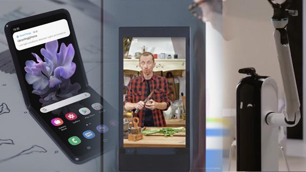Samsung al CES 2021 presenta la sua visione di Futuro tra Robot assistenti e Tecnologia Green - Tutti gli Annunci