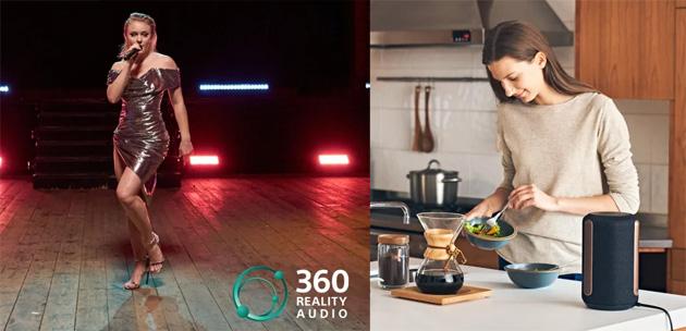 Sony espande ecosistema 360 Reality Audio anche con gli speaker SRS-RA5000 e SRS-RA3000